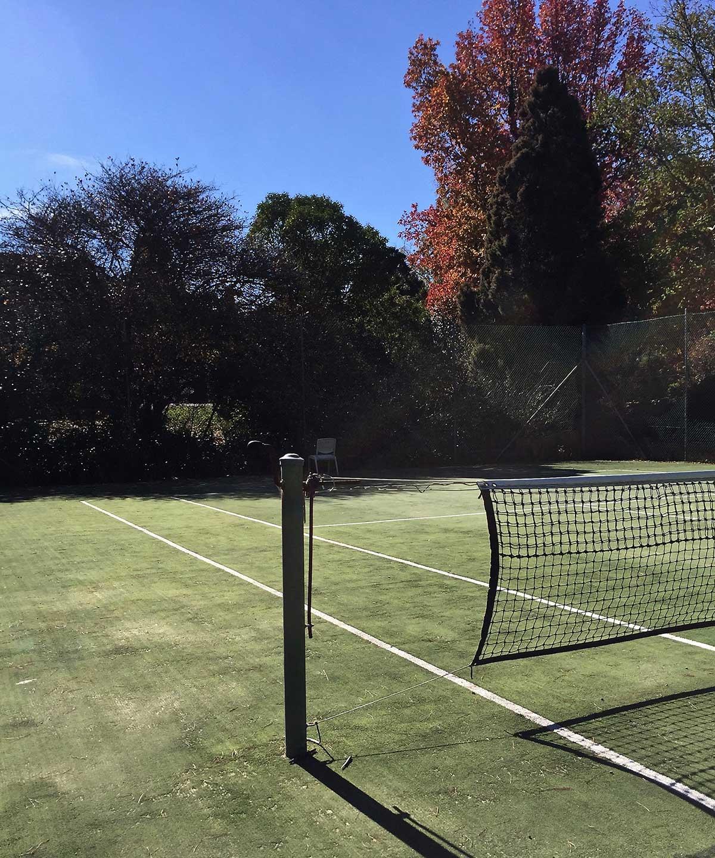 Berida Hotel, Bowral, Tennis Court